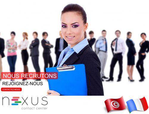 NEXUS CONTACT CENTER recrute 05 Gestionnaires Back Office Assurance